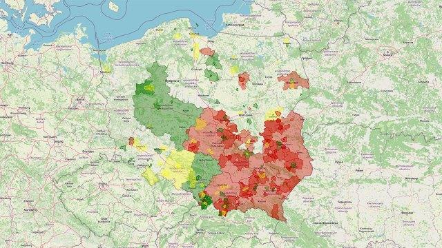 Polska: strefy wolne od LGBT