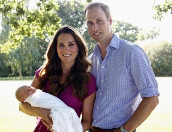 Officiel : Kate Middleton enceinte de son deuxième enfant