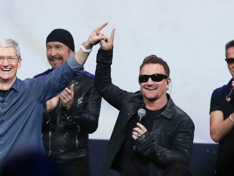 Apple : Pas de panique, il est possible de supprimer l'album de U2 d'Itunes !