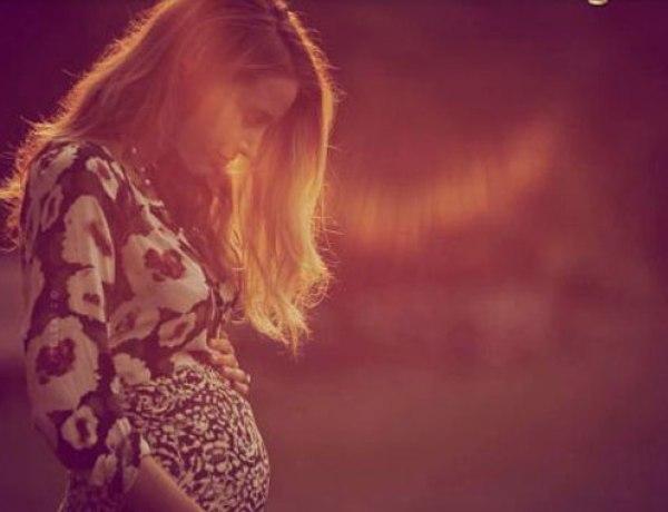 Blake Lively enceinte de son premier enfant