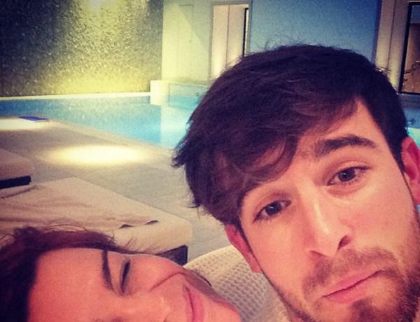 #DALS  Fauve Hautot et Jules s'affichent en amoureux sur Instagram