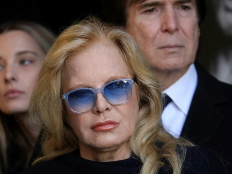 Pour Sylvie Vartan, Johnny Hallyday n'a pas pu déshériter ses enfants