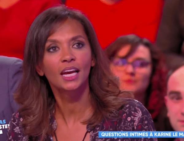 TPMP : Karine Le Marchand évoque sa relation avec JoeyStarr