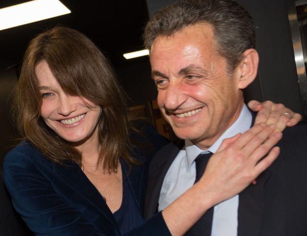 Nicolas Sarkozy mis en examen : Carla Bruni lui adresse un tendre message
