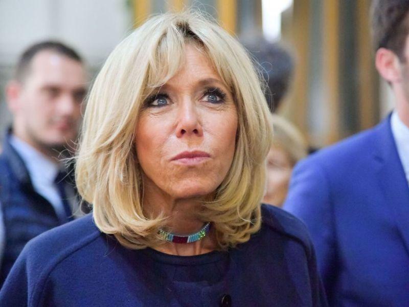 Brigitte Macron face aux commentaires «ignobles» sur son âge et son couple : Comment elle a réagi