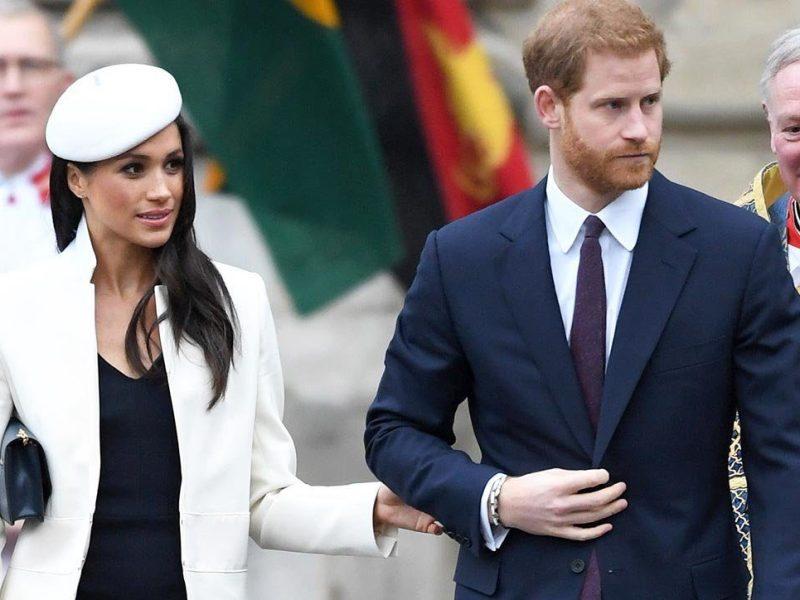 Prince Harry et Meghan Markle : Les dates de leur première tournée royale officiellement dévoilées