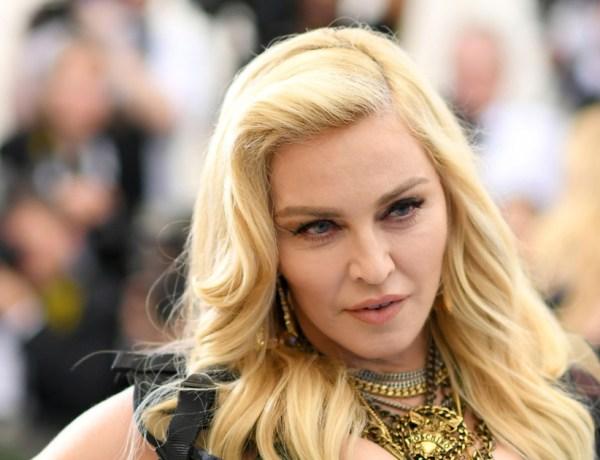 La blague de Madonna ne plaît pas à tout le monde !