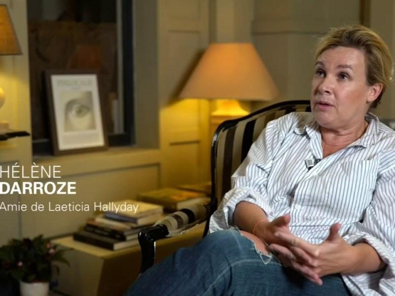Johnny Hallyday : Hélène Darroze rétablit la vérité sur le soir où le chanteur est mort…