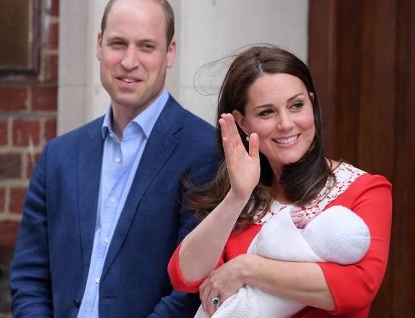 Kate Middleton serait bien enceinte de son 4e enfant !