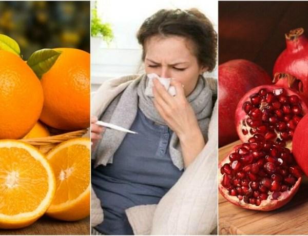 Grippe : Que manger pour combattre la maladie ?