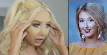 Une jeune finlandaise risque sa vie pour ressembler à une poupée sexuelle