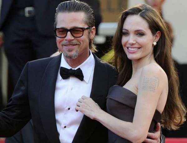 Angelina Jolie et Brad Pitt officiellement divorcés !