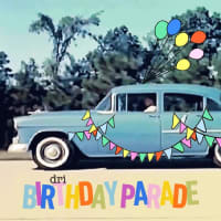 drive by birthday parade send online