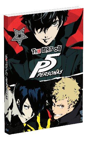 the art of persona 5 prima games