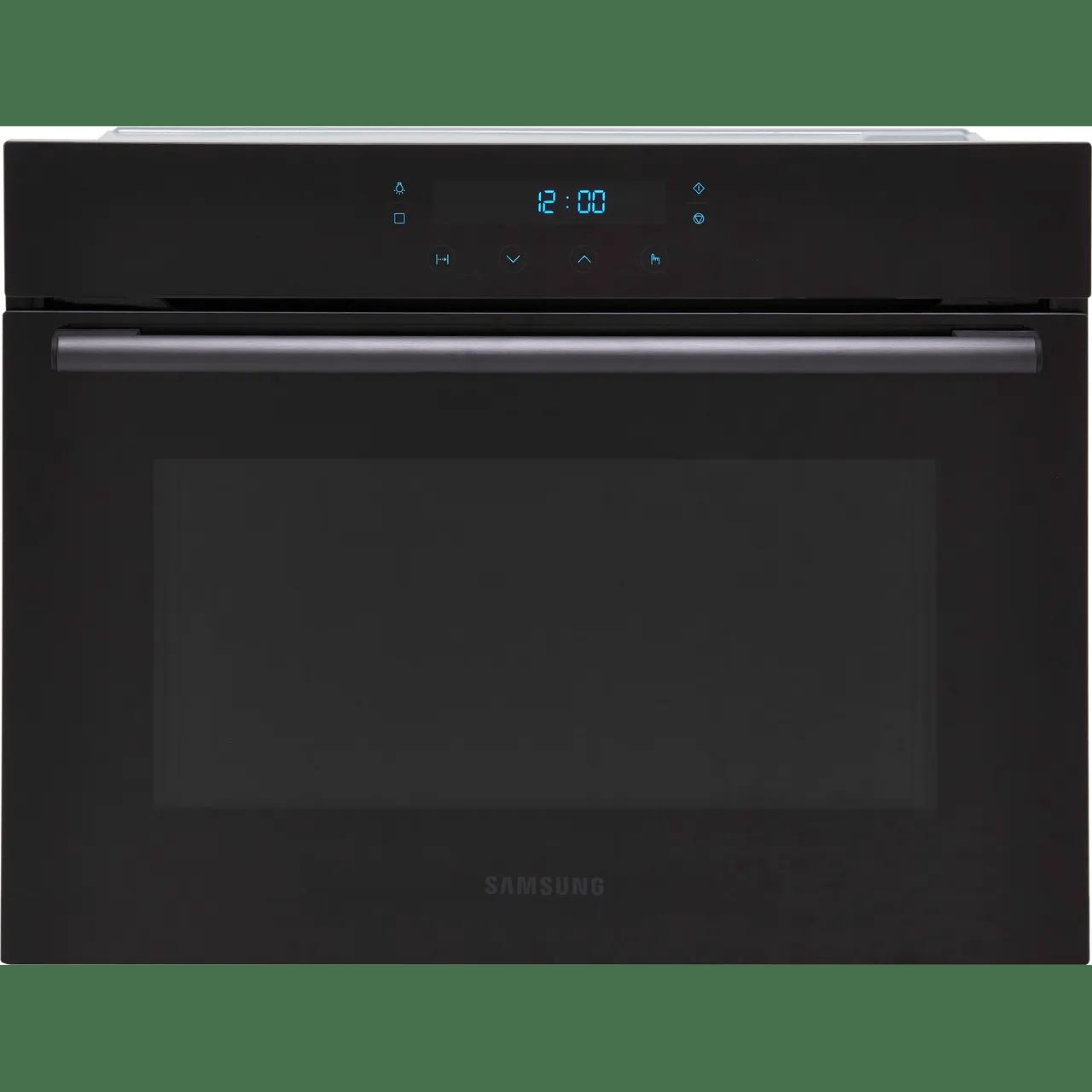 samsung prezio nq50k5137kb built in microwave black