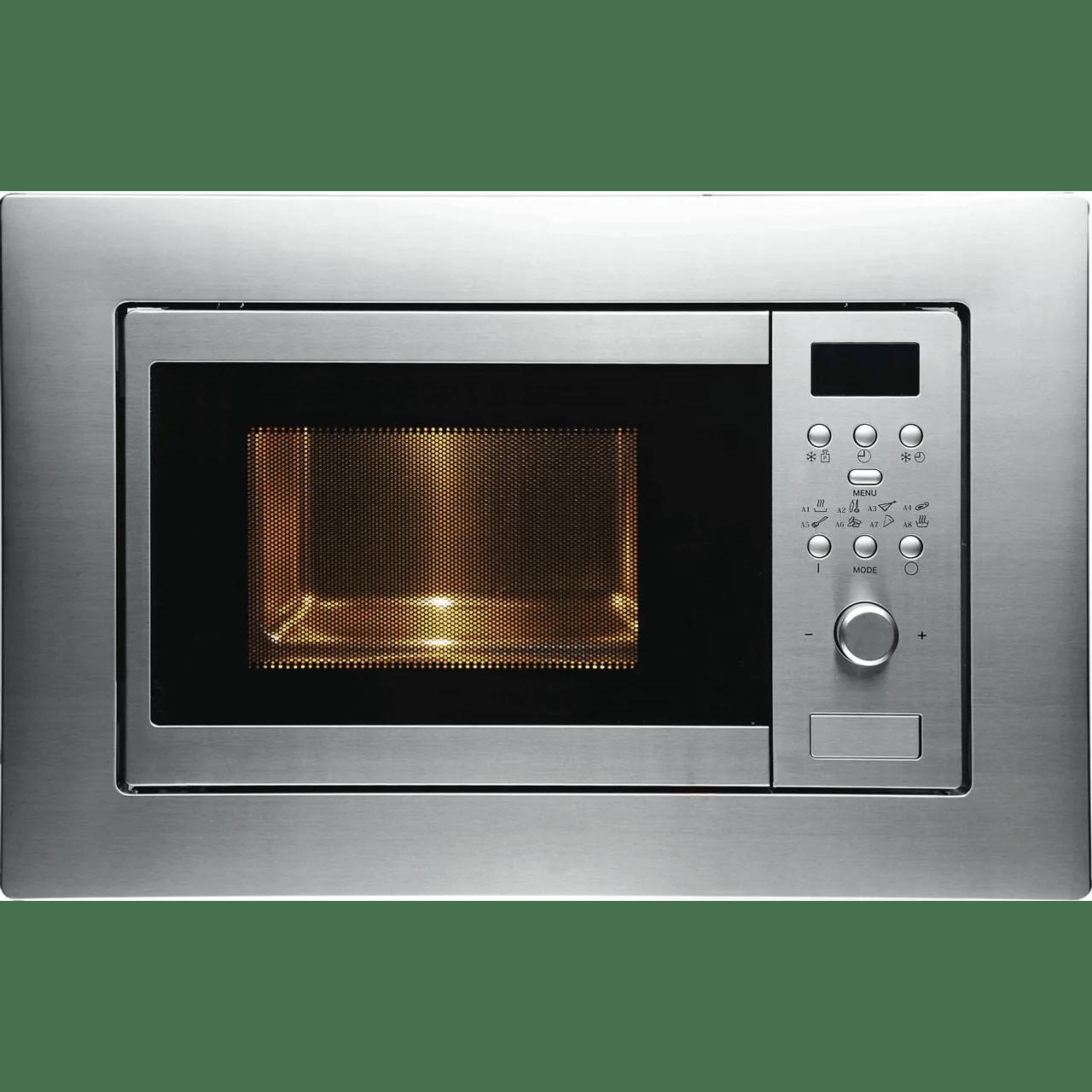 beko mob17131x built in microwave stainless steel