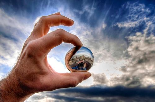 Moi dans mes doigts © ValPopando