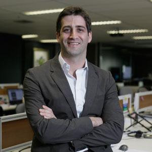 Henrique Russowsky, sócio-diretor de mídia da Jüssi
