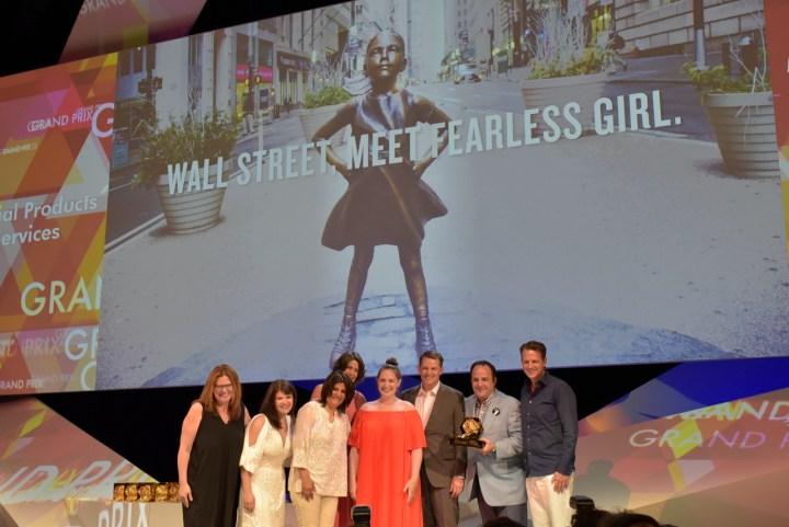 Grand Prix em PR, para McCann  New York