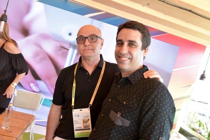 Mario D'Andrea , e Filipe Cuvero