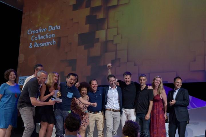 Grand Prix de Creative Data