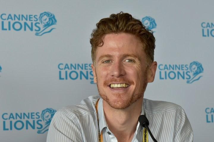 Henry Cowling, diretor de criação da UNIT9, presidente do juri de Digital Craft