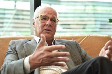 Um dos fundadores da holding, executivo faz balanço sobre os quase 20 anos na companhia