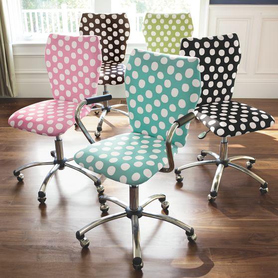 girls desk chairs