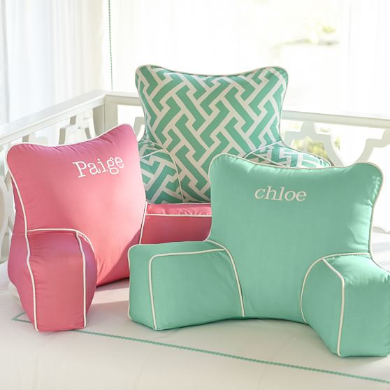 solid lounge around pillow covers