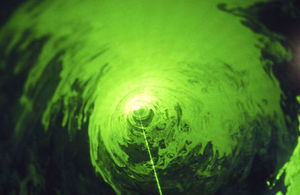 Laser pen image
