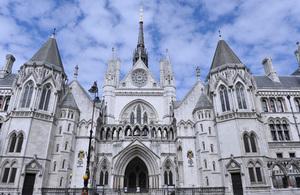 Calls for views on transforming court estate - GOV.UK