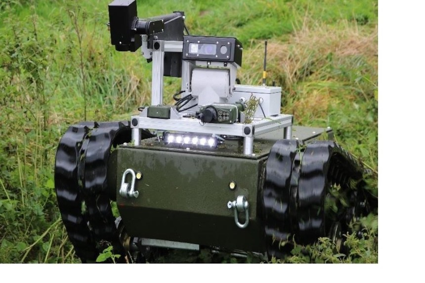 Army Warfighting Experiment 2018 will focus on robotic and autonomous systems (RAS) (Crown Copyright, 2018)