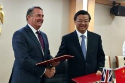 Image result for International Trade Secretary signs major deal allowing export of UK seed potatoes to China