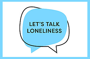 Lets Talk Loneliness logo