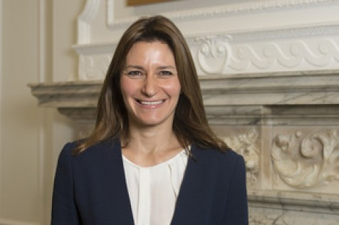 Justice Minister, Lucy Frazer QC