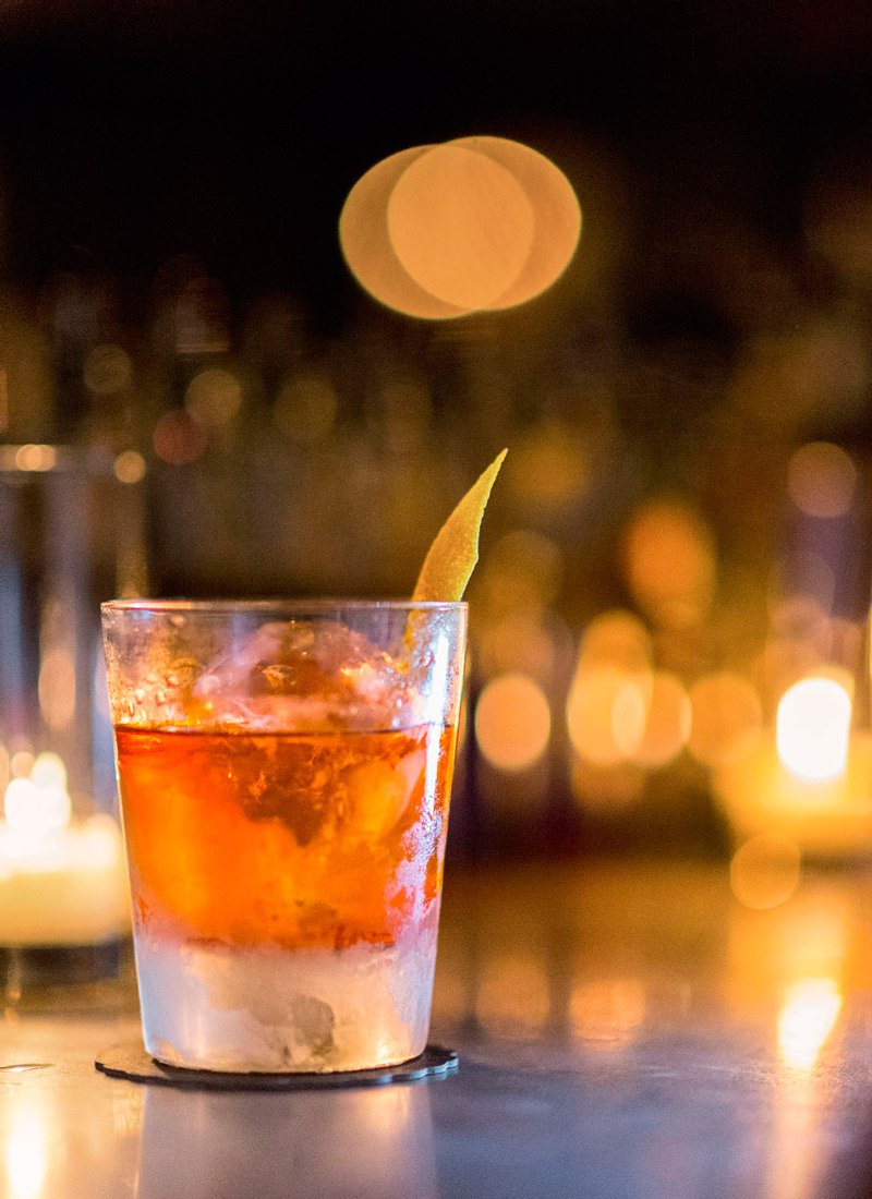 PUNCH   Oaxaca Old Fashioned Oaxaca Old Fashioned