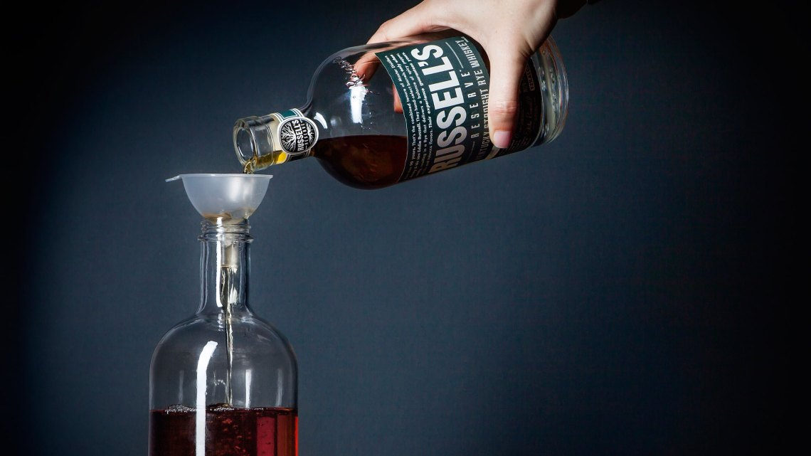 Aaron Goldfarb Mines Reddit To Understand The Allure Of The At Home Ever Changing Whiskey B D