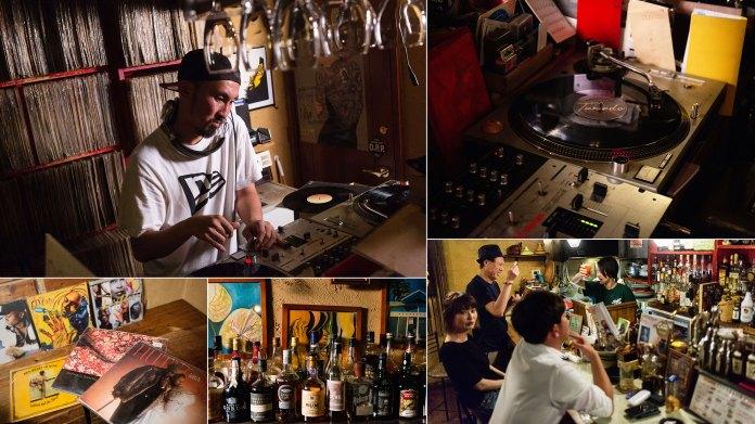 Baobab Record Bar Tokyo