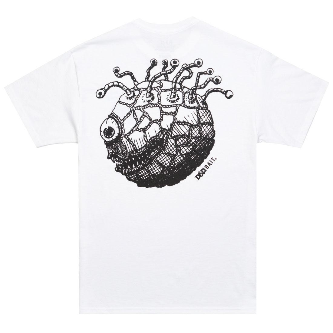 Bait X Dungeons And Dragons Men Beholder Tee White