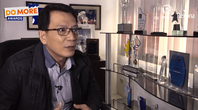 Kuya Daniel for Rappler's DO MORE Awards.