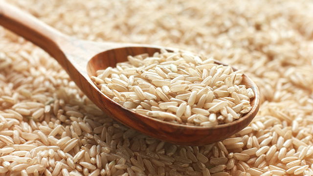 BIG HELP? Shifting to brown rice may contribute to food security.