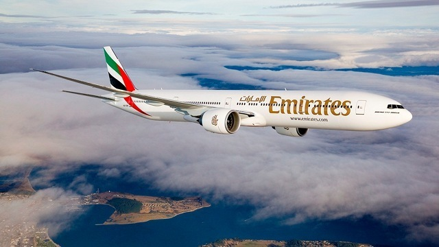 FOR RECONSIDERATION. Emirates elevates the case to the Office of the President after the Cvil Aeronautics Board denies its petition to further extend its third daily flight for the Manila-Dubai route that expired on January 26. File photo from Emirates