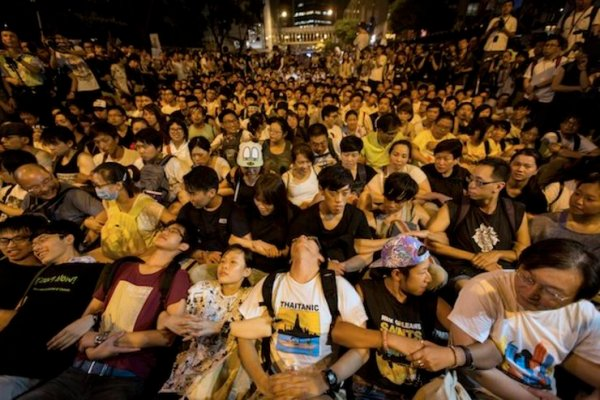 Hong Kong's protest leaders: Faces of the 'umbrella ...