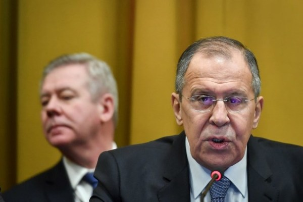 Russia to expel 60 US diplomats, close a US consulate