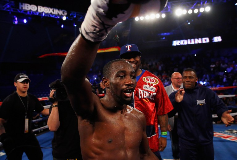 Резултат со слика за Terence Crawford wins ESPN's 2017 fighter of the year honors