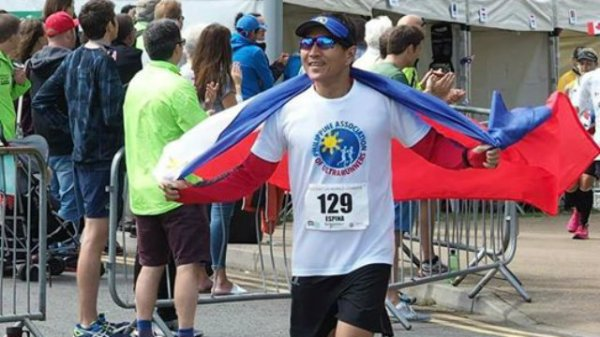Filipino marathoner sets new national 24-hour endurance ...