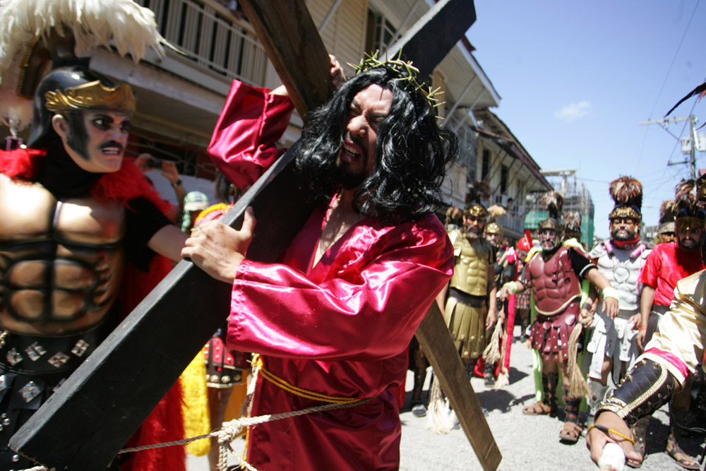 IN PHOTOS The Moriones Festival Of Marinduque