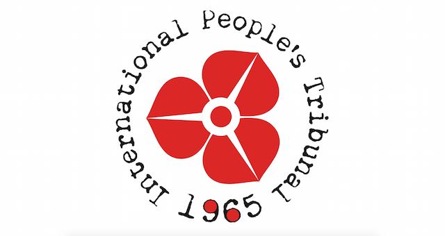 IPT 1965. Pengadilan Rakyat Internasional (IPT) akan digelar mulai Selasa, 10 November 2015 di Den Haag, Belanda. Pengadilan ini akan mengungkap kejahatan saat pembantaian massal tahun 1965. Logo dari situs 1965tribunal.org