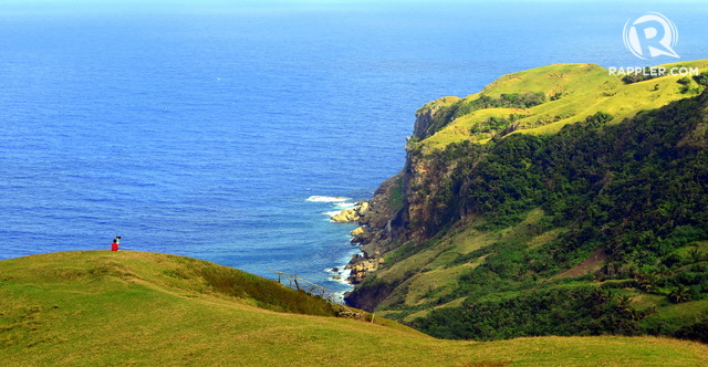 TIMELESS BEAUTY. Batanes' dramatic landscapes pounded by waves are many a traveler's dream. Photo by Paula Anntoneth O