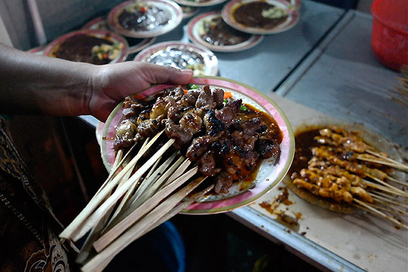 SATAY.  How many can you eat?